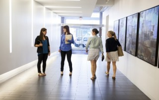 Building a community in the workplace