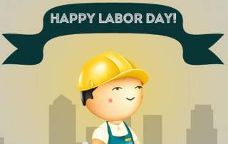 Make this Labor Day about happiness