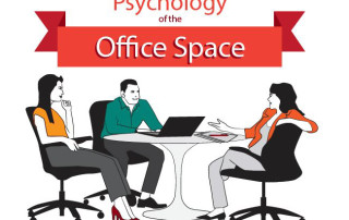 [Infographic] Psychology of the Office Space-featured
