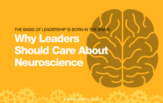 The Basis of Leadership Is Born in the Brain: Why Leaders Should Care about Neuroscience