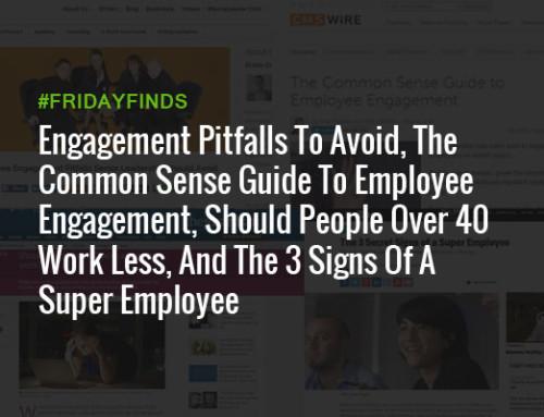 要避免的敬业陷阱、《员工敬业度常识指南》、《40岁以上的人应该少工作吗》以及《超级员工的3个特征》发现my188bet