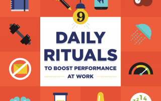 9 Daily Rituals That Will Boost Your Performance At Work