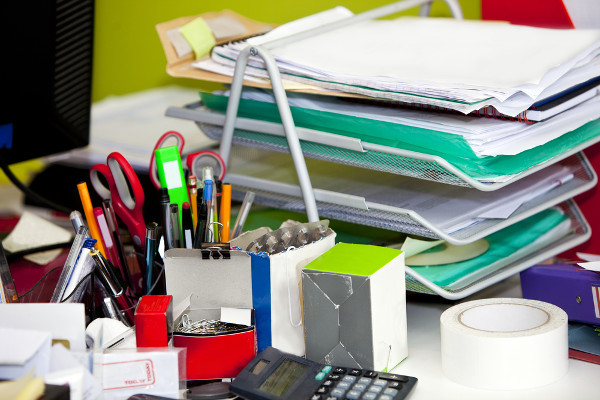 Untidiness - The Main Contributor To Unproductivity In The Workplace