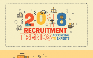 [Infographic] 2018 Recruitment Trends According to Experts