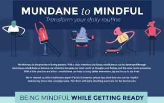 [Infographic] Making Mindfulness A Way Of Life And Work2