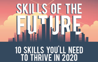 [Infographic] Skills of the Future: 10 Skills You'll Need to Thrive in 2020