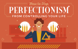 [Infographic] How to Stop Perfectionism From Holding Back Your Career