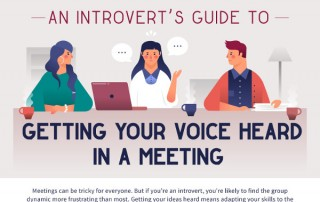[Infographic] How To Involve Introverts In Your Meetings
