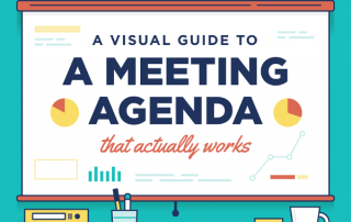 [Infographic] Nine Steps To More Pleasant Meetings