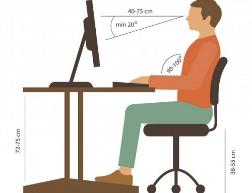 6 Healthy Posture Tips for Sedentary Jobs