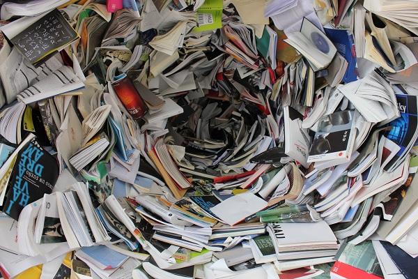 reducing paper