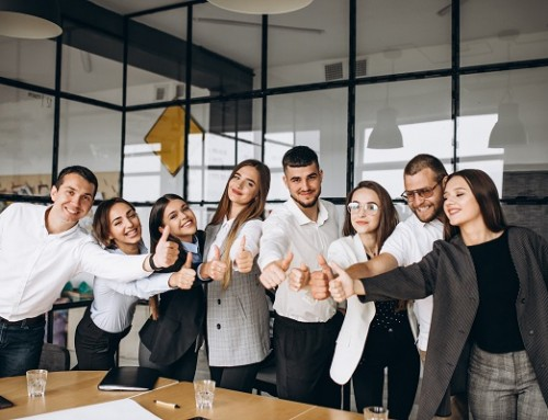 公司可以提高团队士气的4个小方法