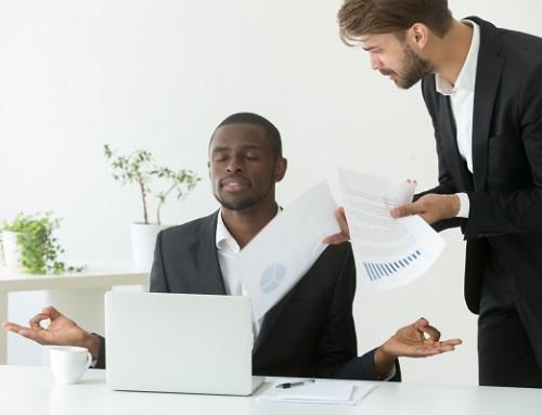 如何解决工作场所的冲突:成功的5个步骤