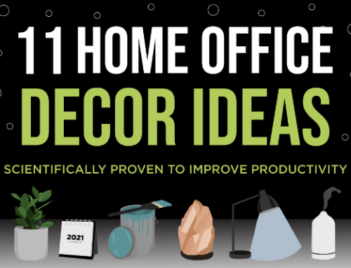 Home Office Decor Ideas for Your Most Productive Days