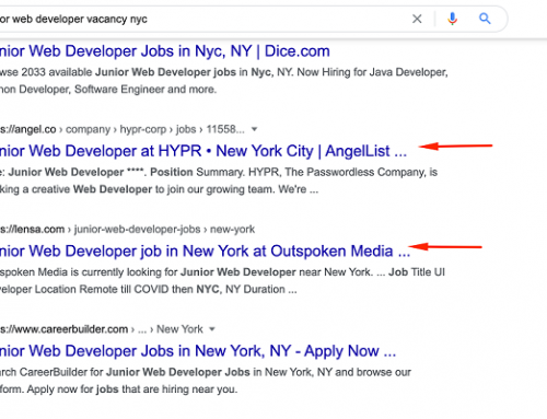 How to Find Candidates Faster Using Basic SEO Skills