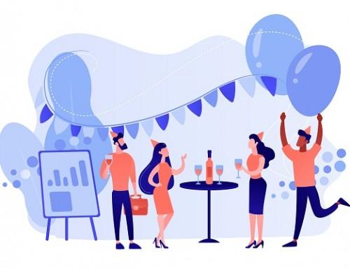 大流行后独特的办公室派对想法