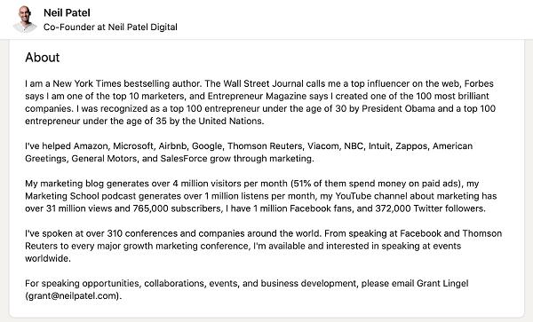 LinkedIn marketing strategy 7